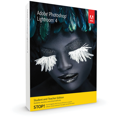 Photoshop Lightroom 4 Software For Mac And Window Student And Teacher Edition