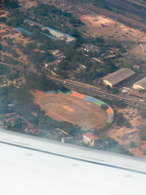 Mangalore From Air