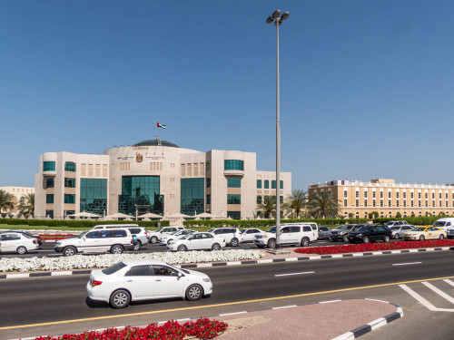 Dubai ministry of foreign affairs