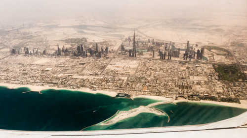 Dubai from Above