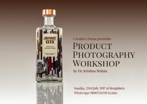 Product Photography Workshop