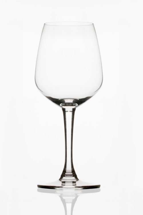 Wine Glass captured during Product Photography Workshop