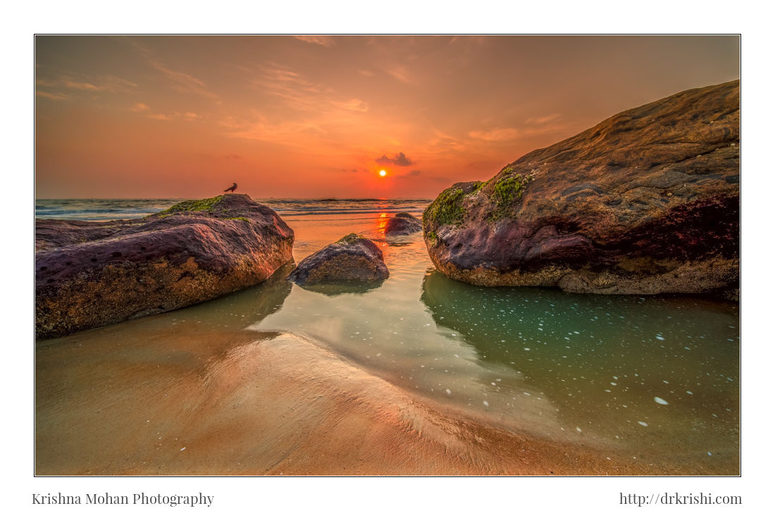 Sunset at Surathkal
