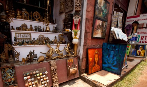 Antique dealers in Jewish Town