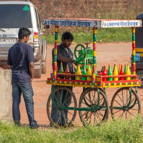 Ice Gola or Shave Ice Cart