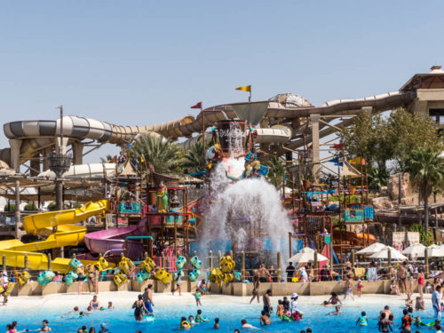 Juha's Dhow and Lagoon in Wild Wadi Waterpark
