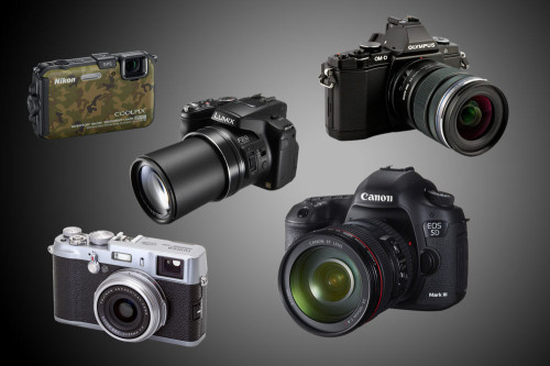 How to Buy a Digital Camera