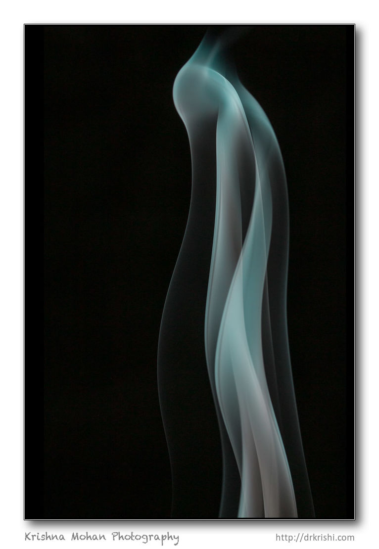 Art of Smoke Photography