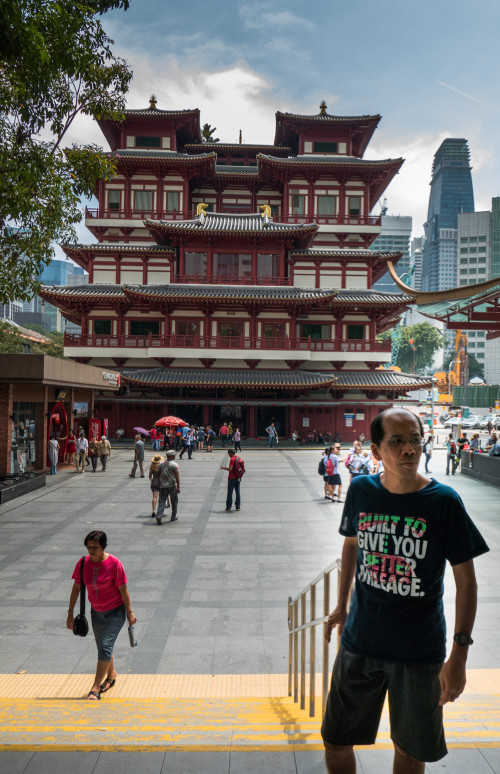 Budha's Tooth Relic Temple