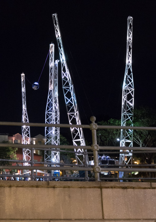 G-Max Reverse Bungy at Clark Quay