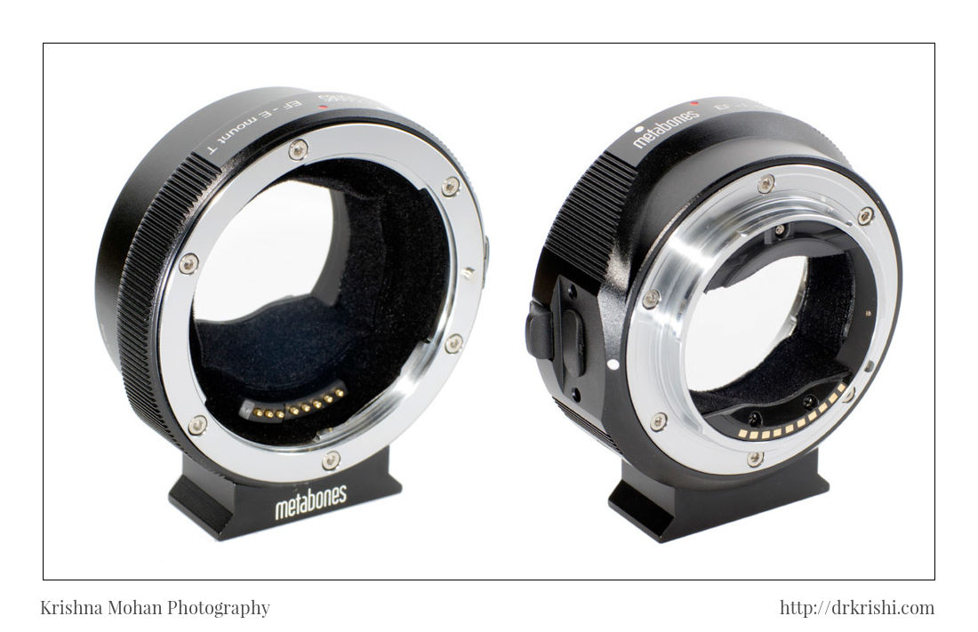 Metabones T Smart Adapter Mark IV for Canon EF