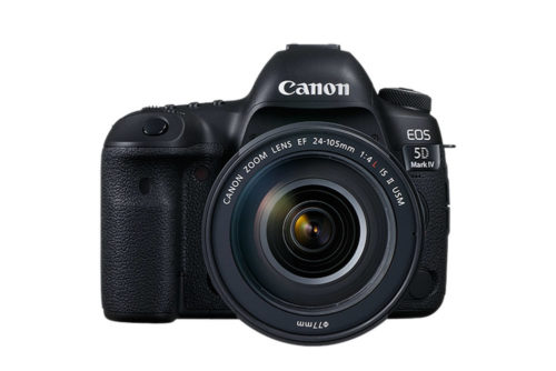 Canon EOS-5D Mark IV