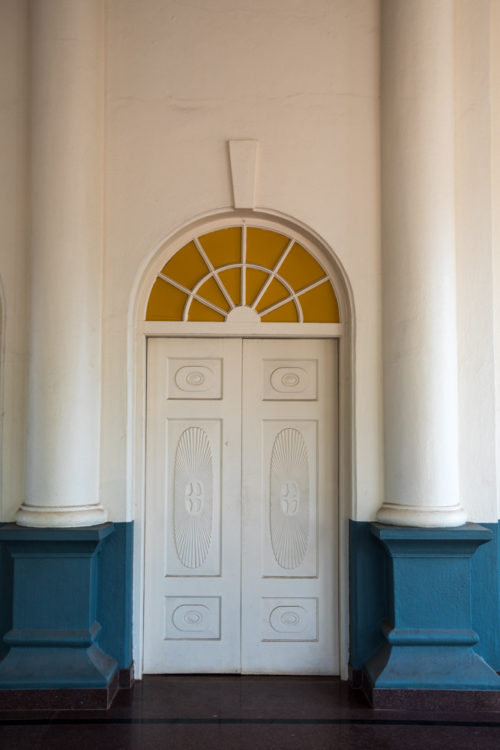 St Aloysious Chapel Doorway