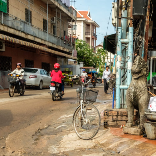 Street Scenes from Cambodia