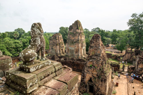 Pre Rup Towers
