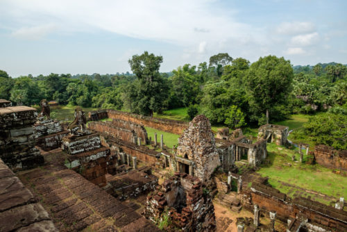 Pre Rup From top platform