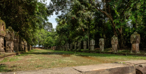 Eastern entrance to Preah Khan