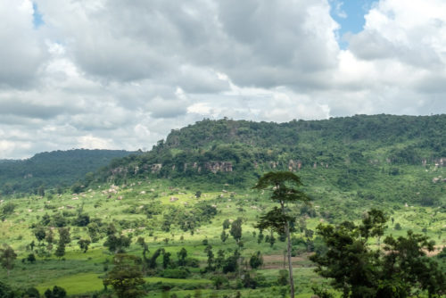 Eastern Foothills of Kulen
