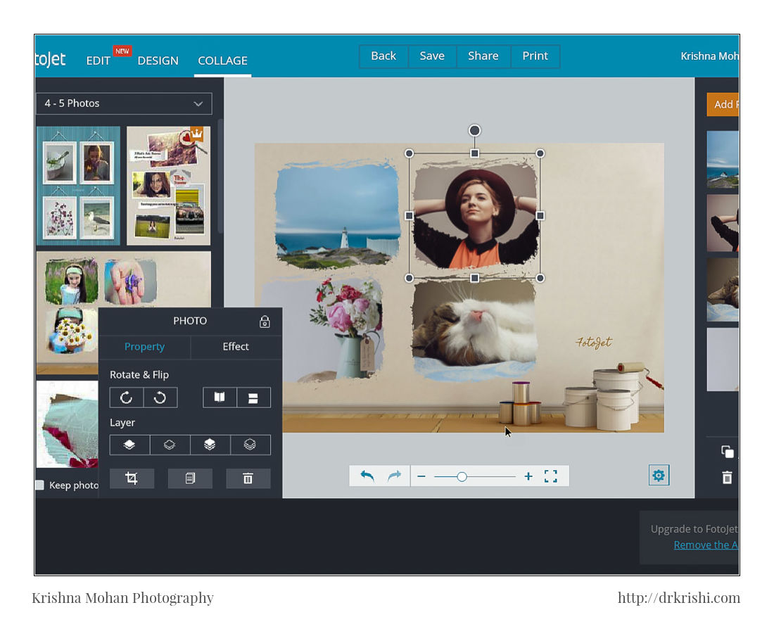 Manage layers and groups in Photoshop - Adobe
