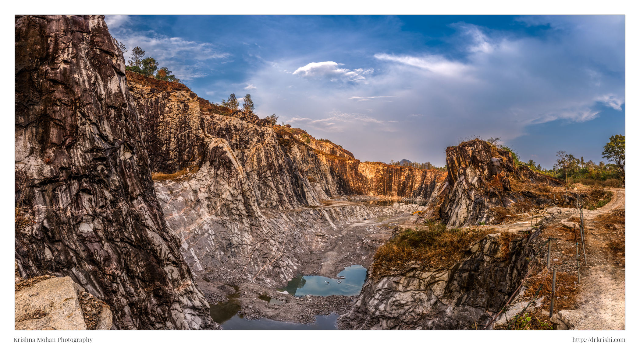 Stone Quarry at Phantom Rock