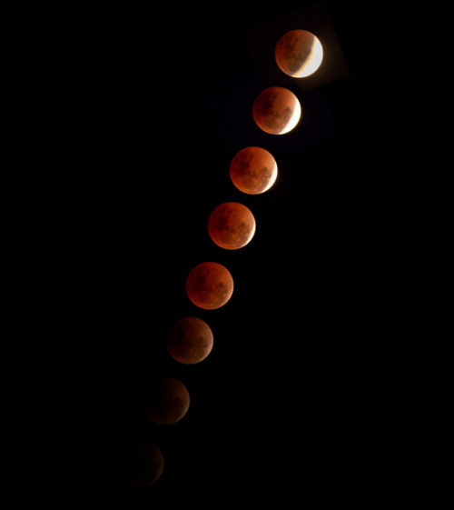 Super Blue Blood Moon 2018