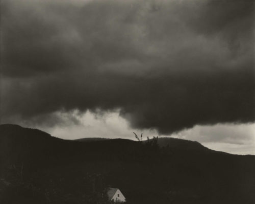 Alfred Stieglitz Music—A Sequence of Ten Cloud Photographs, No. 1 1922